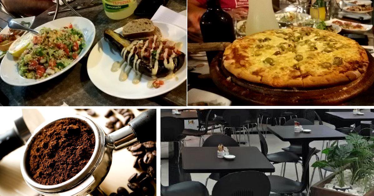 083 - בית קפה מסעדה פיצה אוכל