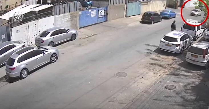 אישום: גנב 12 כלי רכב והעביר אותם לשטחי הרשות – צפו בתיעוד [וידאו 📹]