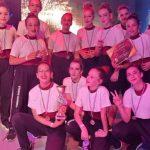 כבוד: להקות סטודיו אלמנט מכרכור זכו בתחרות מחול בינלאומית שנערכה בישראל