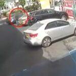צפו בתיעוד המזעזע: דקר בסכין את שכנו, הרקע – סכסוך על חנייה [וידאו]