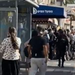 המתיחות בישראל: מעצרים, דקירה וקטטות בין יהודים לערבים בחדרה [וידאו]