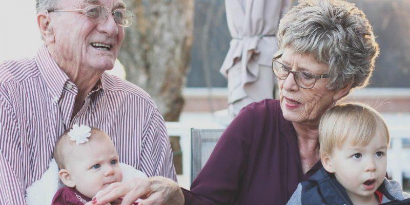 סבים וסבתות