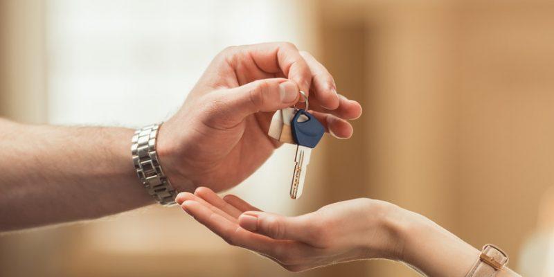 העברת מפתחות דירה