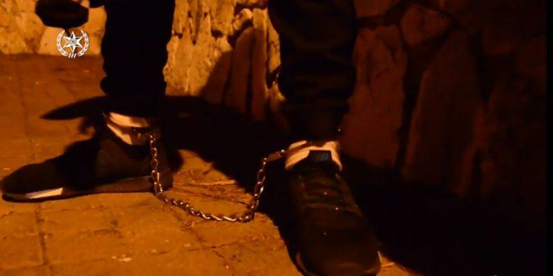 מעצר בפרשת סמים של המשטרה במחוז חוף