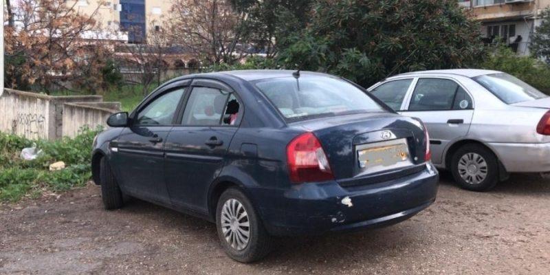 022 - פריצה לרכב בחדרה - צילום משטרת חוף