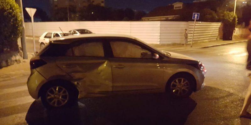 060 - תאונה בשכונת הזיתים חדרה - יעקב דורי - פרטי
